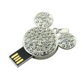 Disco a cristallo del USB del mini del USB Pendrive bastone di memoria