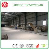 Machine de nid d'abeilles stratifiée par papier de Wuxi Shenxi