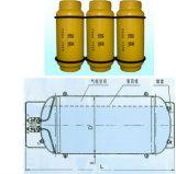 Ammonia líquido Cylinder (40L, 100L, 400L, 800L)