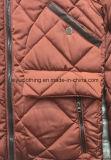 Revestimento de moda acolchoado de inverno com bolso grande