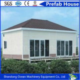 Camera prefabbricata di costruzione della struttura d'acciaio per il dormitorio dell'operaio/l'ufficio/magazzino provvisori
