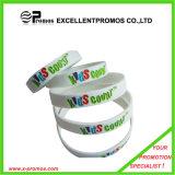 Wristbands e braceletes de borracha feitos sob encomenda do silicone (EP-S7101)