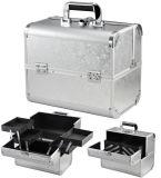 専門のメーキャップアーティスト(THYF-2685)のためのアルミニウムトロリー箱