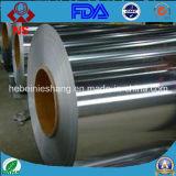Nahrungsmittelbehälter, der Aluminiumfolie in der riesigen Rolle bildet