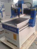 CNCのルーター6090のPCB PVCアルミニウムのための切断彫版機械