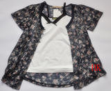 Shirt (HK-153)ニットウェア女性の