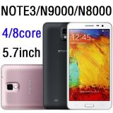 Androide 4.2 Cell Phone/WCDMA 3G Smart Phone/Dual SIM Mobile Phone (Note3/N9000)
