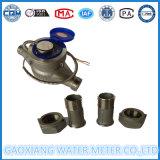 Mètre d'eau multi de pouls d'acier inoxydable de gicleur