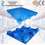 Goedkope Blauwe Standaard Euro Plastic Pallets