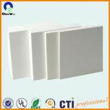 Color Blanco Ampliado Junta de PVC para la visualización