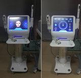 Elevador de face Hifu de Hifu da remoção do enrugamento do cuidado de pele 2 de aperto Vaginal em 1 máquina da beleza