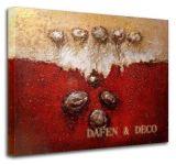 Pintura al óleo abstracta - nuevo diseño (ADA9001)