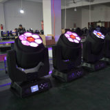 세륨 RoHS를 가진 DJ Disco를 위한 7PCS 꿀벌 Eye RGBW 4in1 LED Moving Head/LED Stage Light