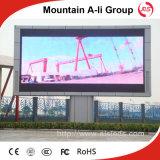 Visualización video a todo color al aire libre de HD P6 SMD LED para hacer publicidad