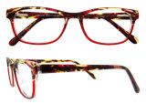 La manera Eyewear enmarca el marco hecho a mano del acetato de Mazzucchelli