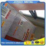 feuille d'acier inoxydable de miroir d'or de la couleur 304 316 316L