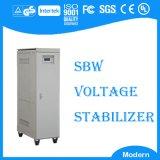 AC estabilizador de voltaje (SBW-25, 30, 50, 80, 100 kVA)