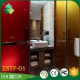 Muebles de madera del hotel del dormitorio de la teca Neo-China del estilo