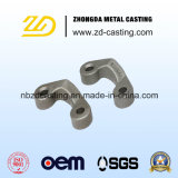Fabrication des parties avec de l'acier élevé de fer de moulage de chrome par l'estampage