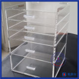 China Factory Custom Acrylic Makeup Organizer Drawers