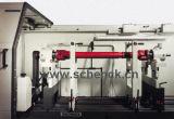 Máquina de equilibrio Hgw del eje de Schenck