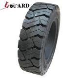 Pneumático do pneu contínuo do Forklift (15X41/2-8) com ISO, ECE, PONTO, pneus contínuos do CCC