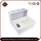 Caixa de empacotamento personalizada do papel de impressão 4c