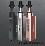 Nuovo di arrivo Mini-c Vape kit di Kanger Subox con il prezzo attraente