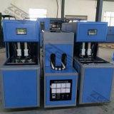 Macchina semi automatica poco costosa dello stampaggio mediante soffiatura della bottiglia dell'animale domestico di prezzi 2017