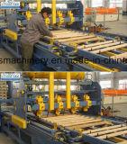 기계 나무를 네일링하는 고품질 목제 깔판은 기계를 조립한다