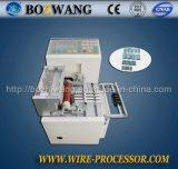 Автомат для резки пробки проводки /Wire кабеля компьютеризированный оборудованием/автоматическая машина вырезывания трубы
