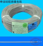 UL 3132 de fil d'Insualted en caoutchouc de silicones de température élevée