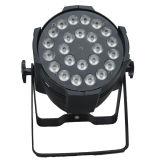 fase di 24*10W 4in1 LED che illumina l'indicatore luminoso dell'interno di PARITÀ del LED (HL-030)