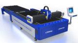 máquina de estaca do laser do metal da fibra da tabela da canela de 3000W Lm4020A com certificado do Ce