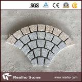 De ventilator vormde de Natuurlijke Tegel van de Betonmolens van de Oprijlaan van het Graniet voor OpenluchtStenen