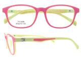 2016 telaio dell'ottica di plastica del blocco per grafici Tr90 di Eyewear dei capretti di Eyewear di modo