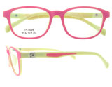 La lunetterie de mode badine le bâti optique en plastique du bâti Tr90 de lunetterie