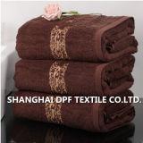 セットされる100%Cotton刺繍タオル(DPH7717)