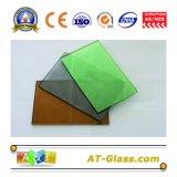 il vetro di vetro macchiato/Tineted di 4mm5mm6mm8mm10mm/ha ricoperto il vetro riflettente di vetro