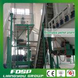 Pallina di legno di energia rinnovabile che fa riga con CE/ISO/SGS