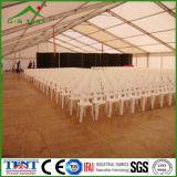 イベントのための大きく巨大な庭の玄関ひさしフレームのテントのおおいの玄関ひさし