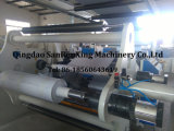 Máquina de revestimento UV quente do adesivo 12inches do derretimento para a etiqueta