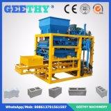 Máquina automática do bloco de cimento de Qtj4-25 Colômbia