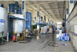 Pegamento de impermeabilización del metal a prueba de calor