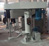 Máquina dual del dispersor de los ejes