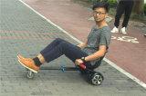 A roda de balanço esperta Hoverboard vai pairo Kart do carro Hoverkart/Go Kart
