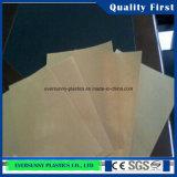 Прозрачный пластичный трудный твердый лист пластмассы PVC листа