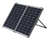 Портативная панель солнечных батарей Mono 200W сложенная для располагаться лагерем
