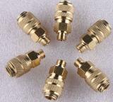 Pneumatische Schnellkupplungs, drücken Verriegelungs-Beschläge, Luft-Schlauch-Koppelung