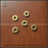 주문을 받아서 만들어진 Brass Flat Washer Gasket (WYS-S10)